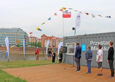 Rzeczny Match Racing Przystan Poznan