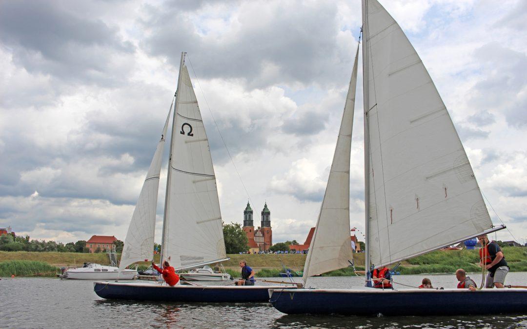 Turystyczno – Rekreacyjne Regaty Żeglarskie Rzeczny Match Racing
